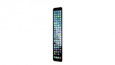 iPhone 5 taller
