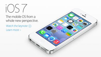 iOS keynote wwdc