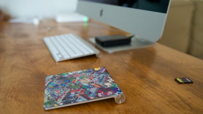 Gelaskins magic trackpad