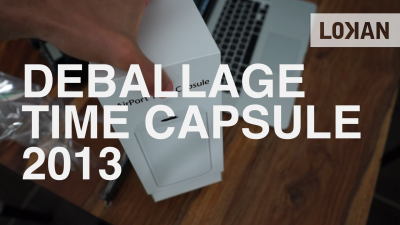 Apple Time Capsule 2013