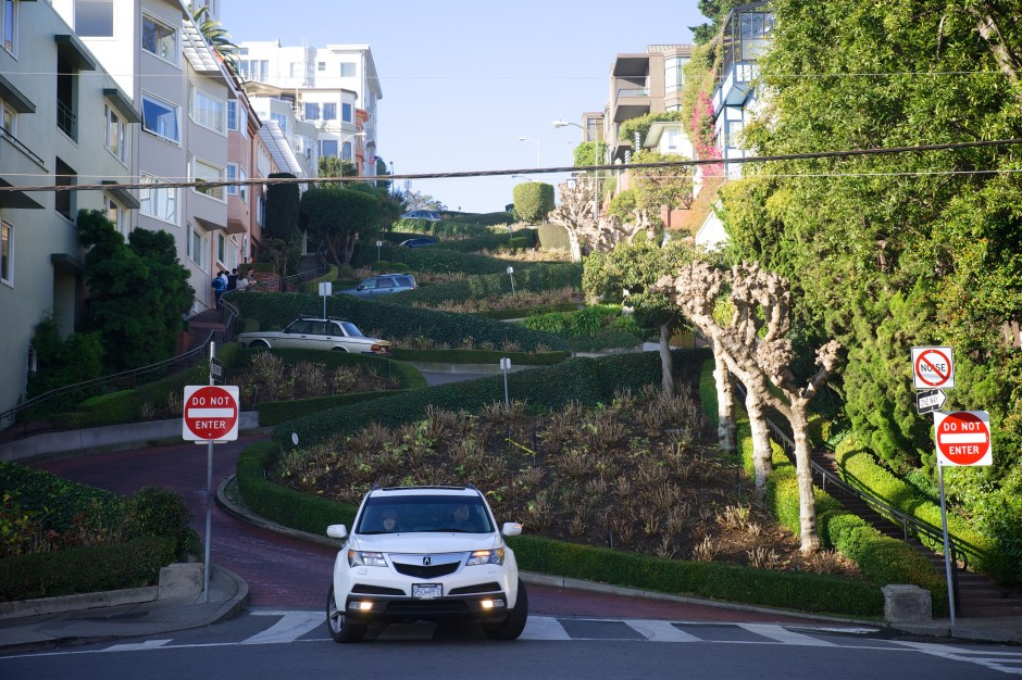 Lombard Street serpent