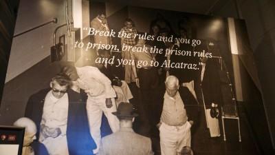Alcatraz lokan sfo