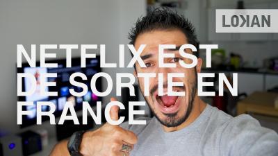 netflix disponible france
