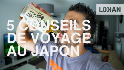 conseil japon voyage
