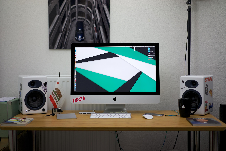 mon imac 5k est vendre avec apple care. Black Bedroom Furniture Sets. Home Design Ideas