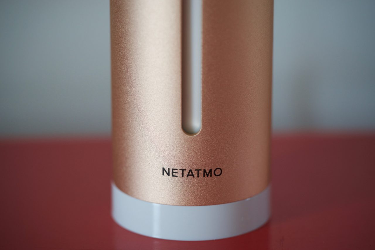 Netatmo Home Coach