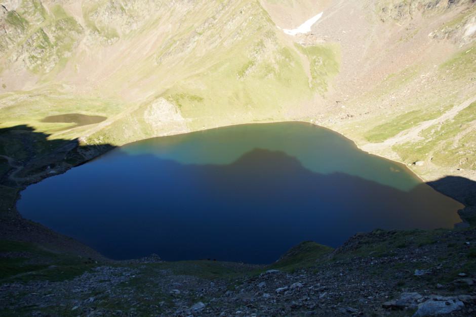 lac randonnée pic du midi pyrénées