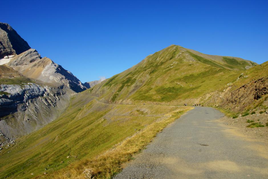 breche de roland pyrenees debut