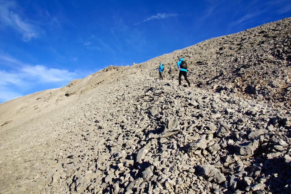randonnee taillon pyrenees topographie