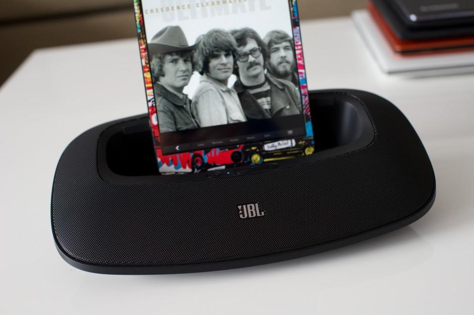 JBL OnBeat Mini Batterie iPad Mini