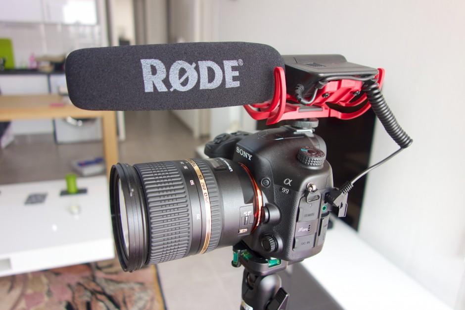 Rode VideoMic Rycote Lyre