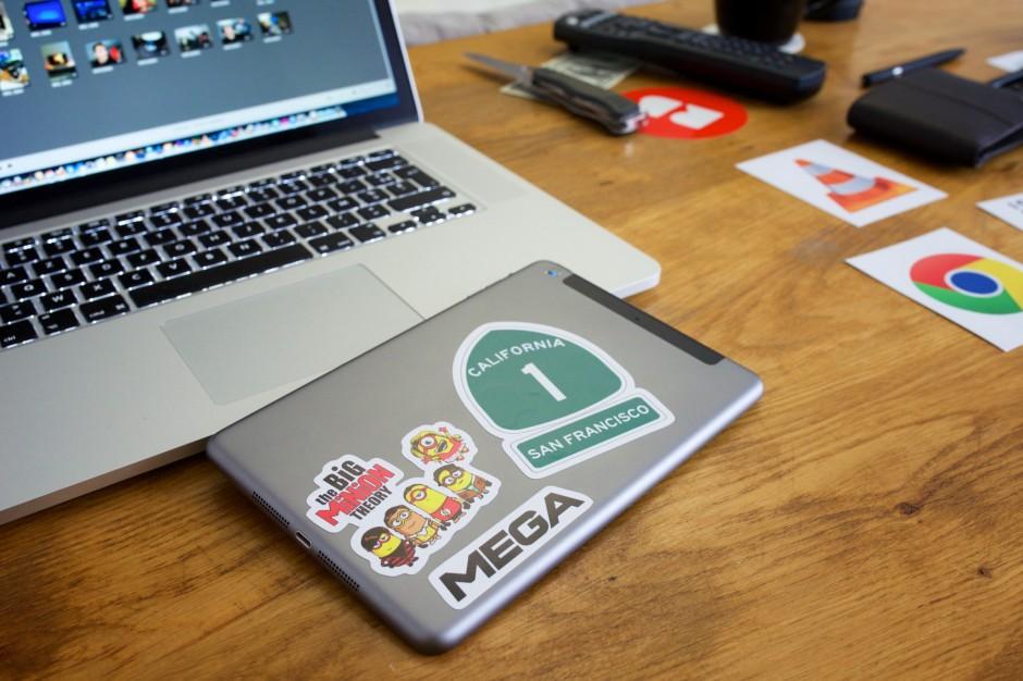 ipad mini stickers