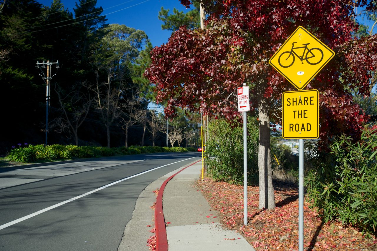 piste cyclable usa