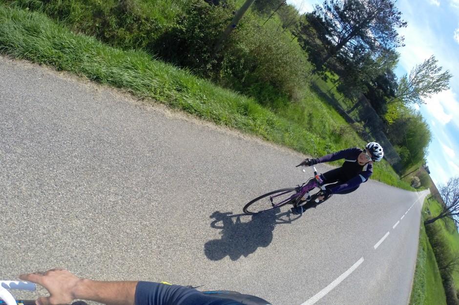 mariaucam sortie vélo