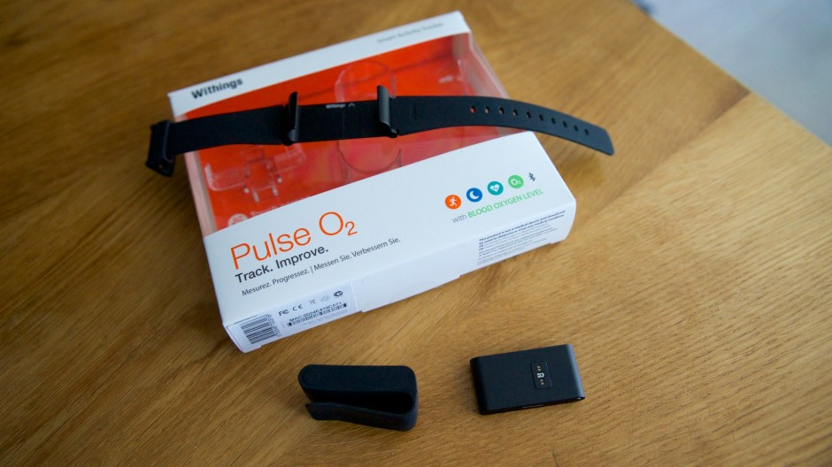 lokan withings pulse O2