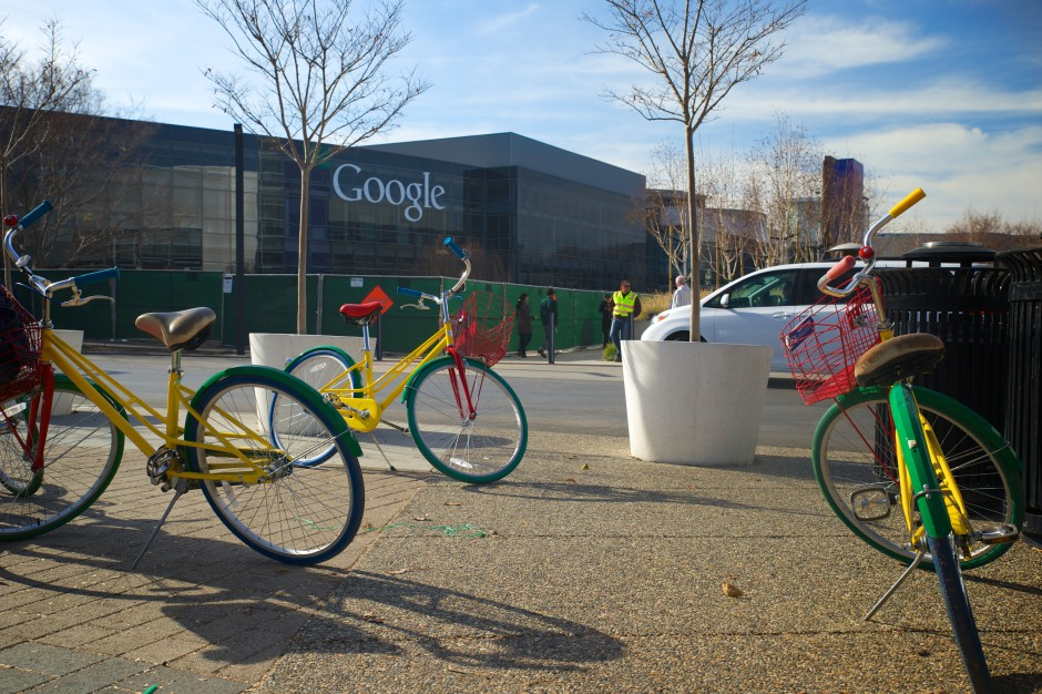 lokan google mountain view