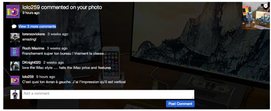 lokan écran vertical flickr