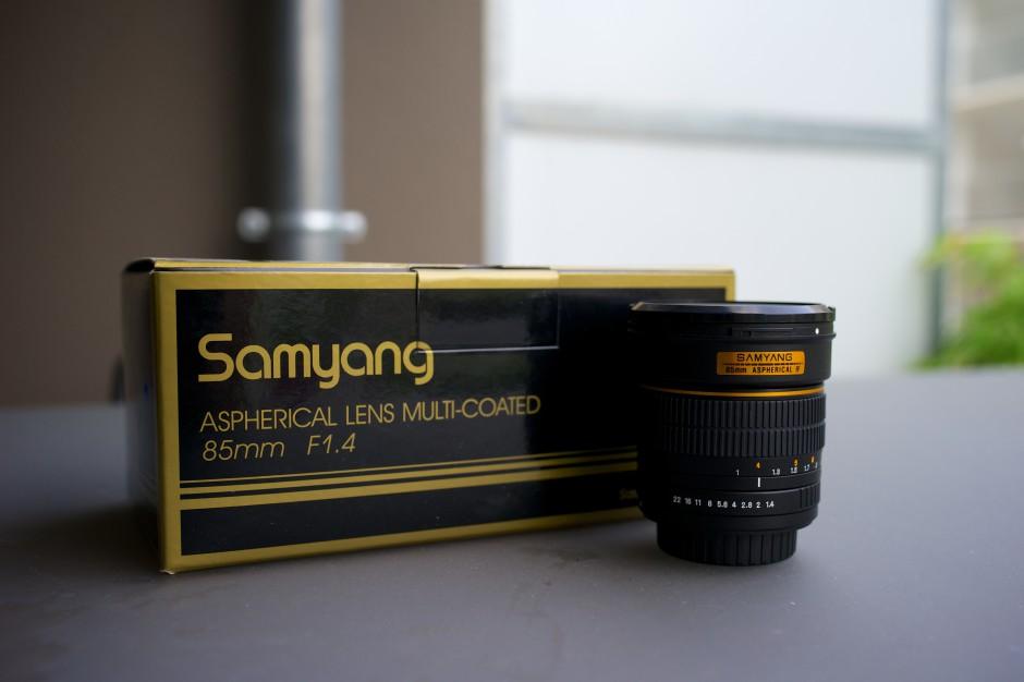 samyang 85 1.4