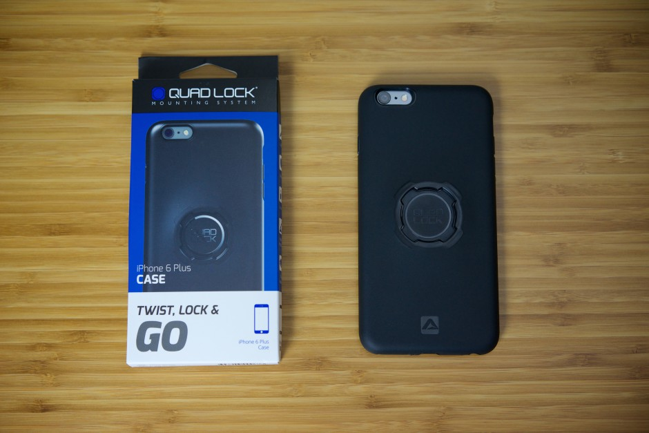 quadlock iphone 6 plus