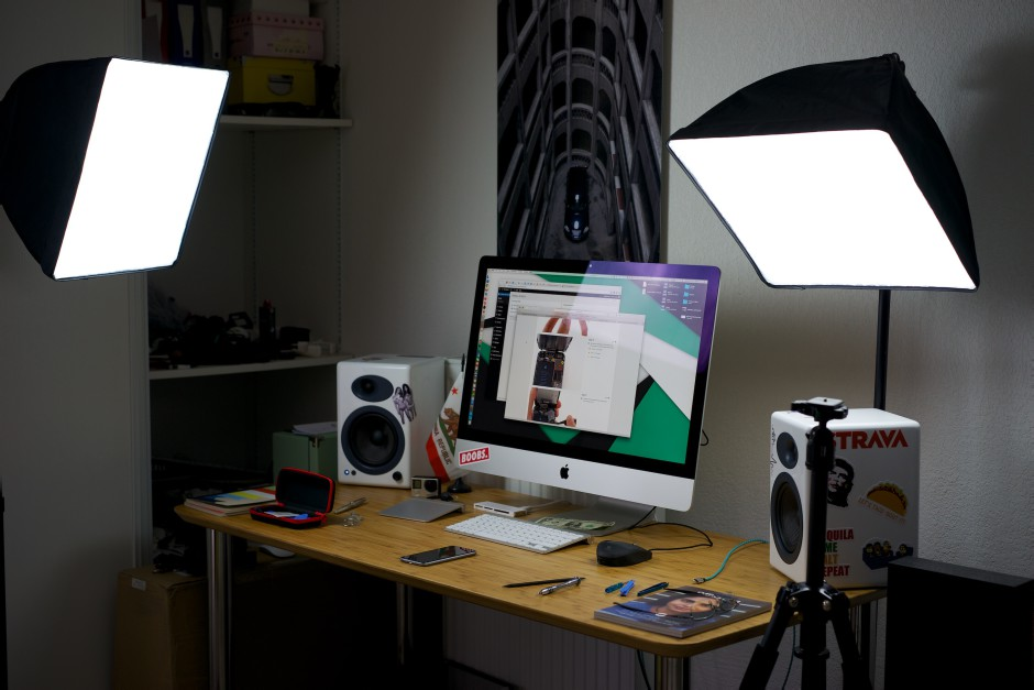 lumière bureau photo