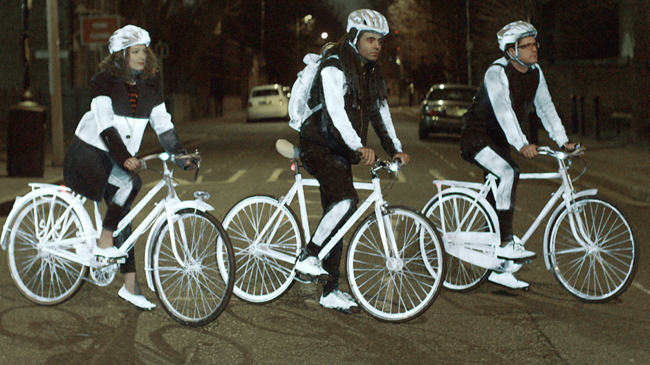 volvo lifepaint bike