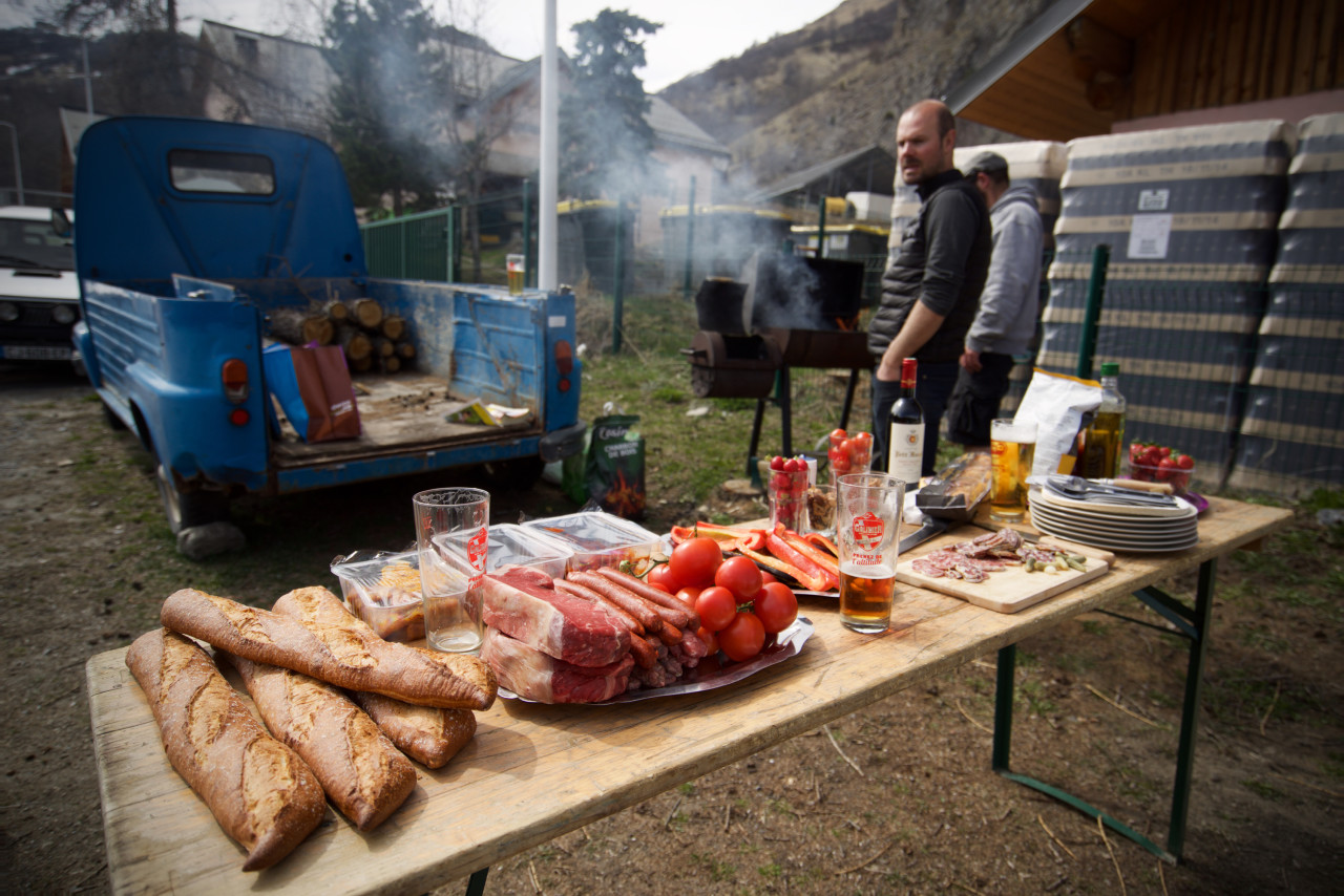 barbecue galibier