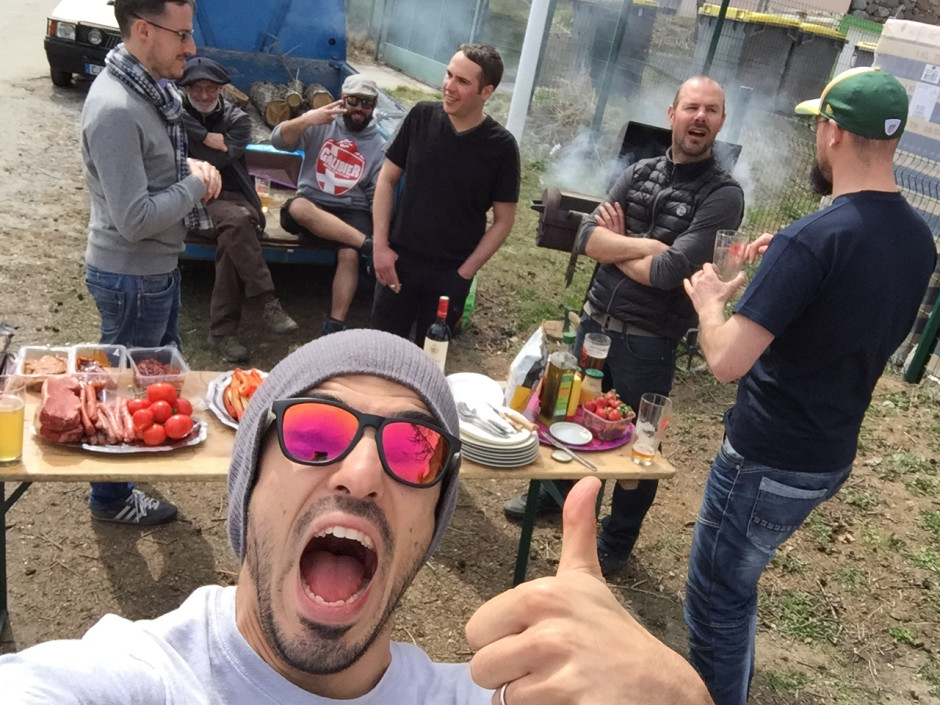 lokan podcast xxl galibier barbecue