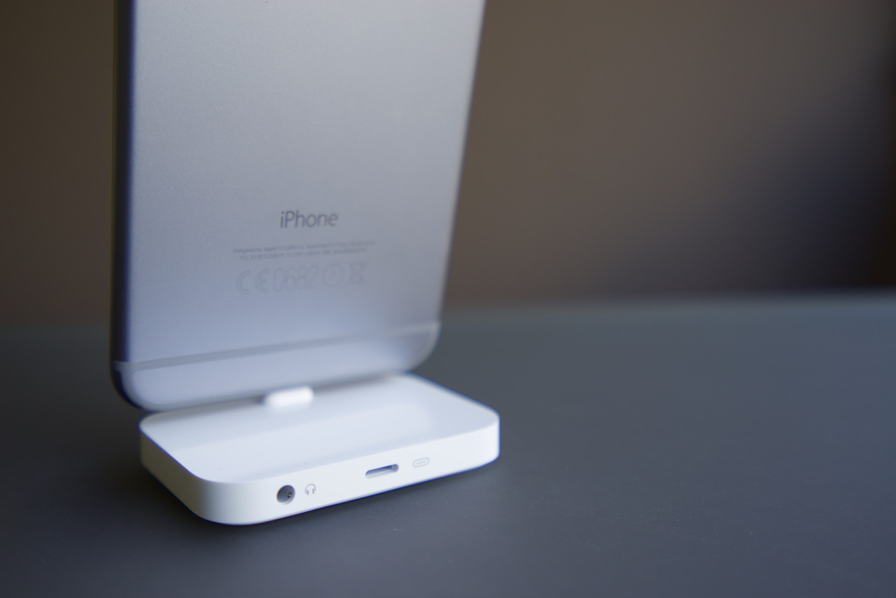 iphone 6 plus dock lightning dos