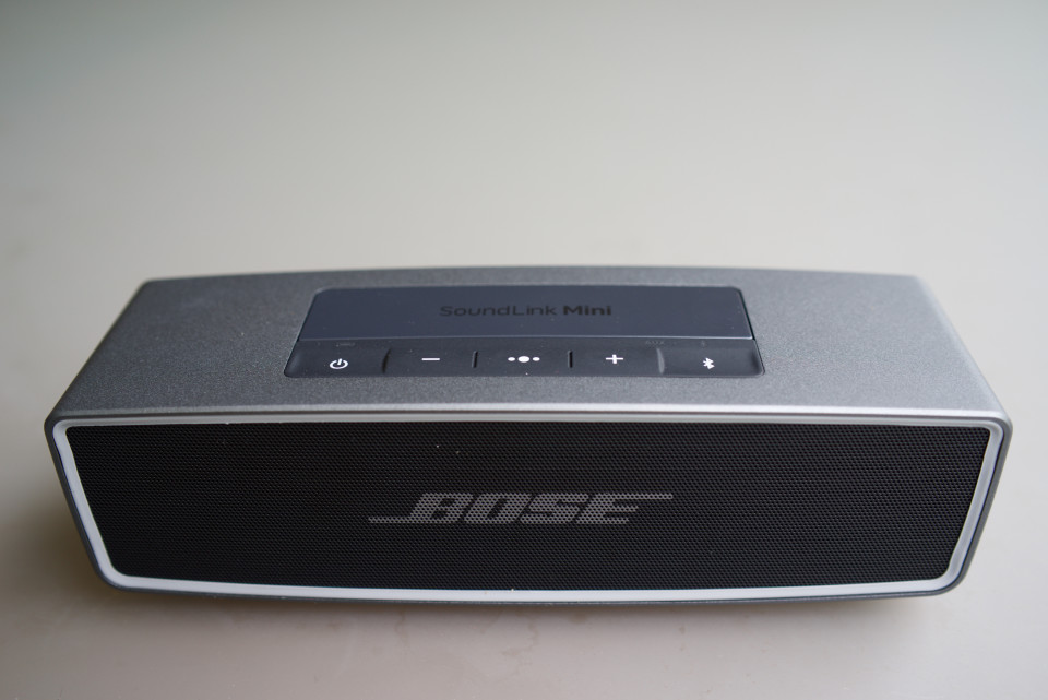 bose soundlink mini 2 face