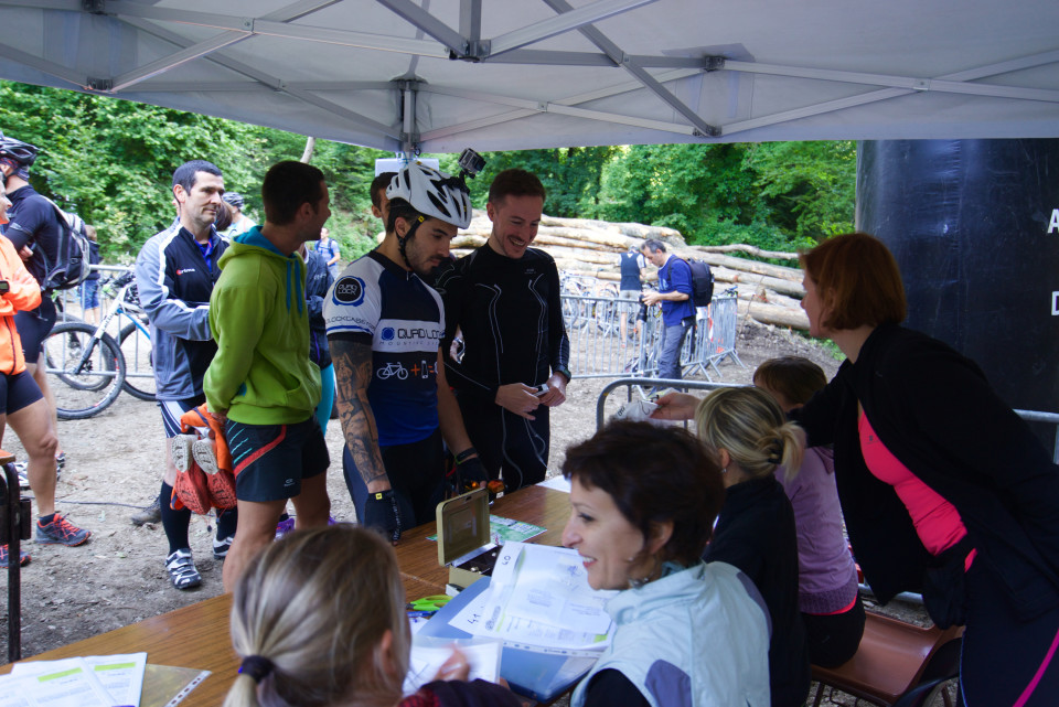 bike and run inscription