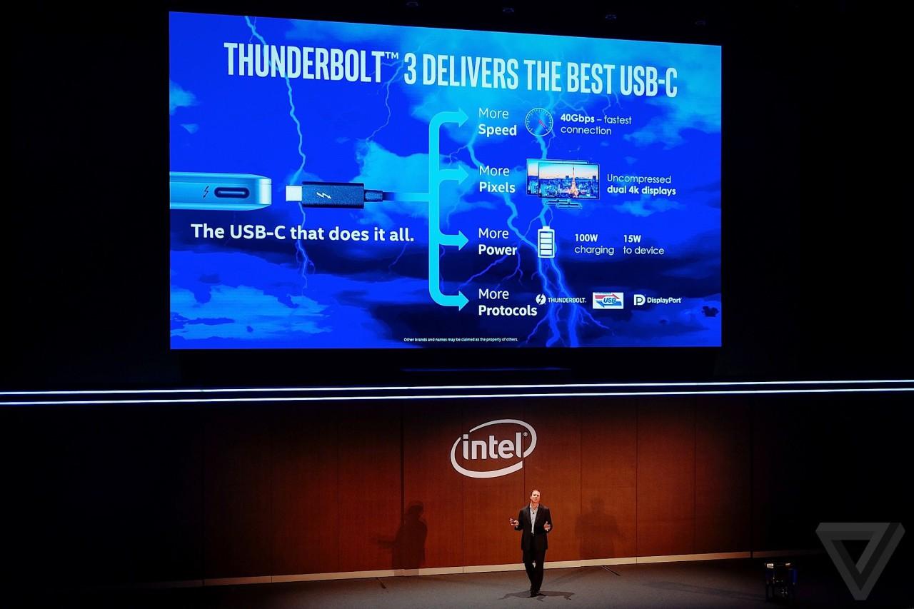thunderbolt 3 presentation intel