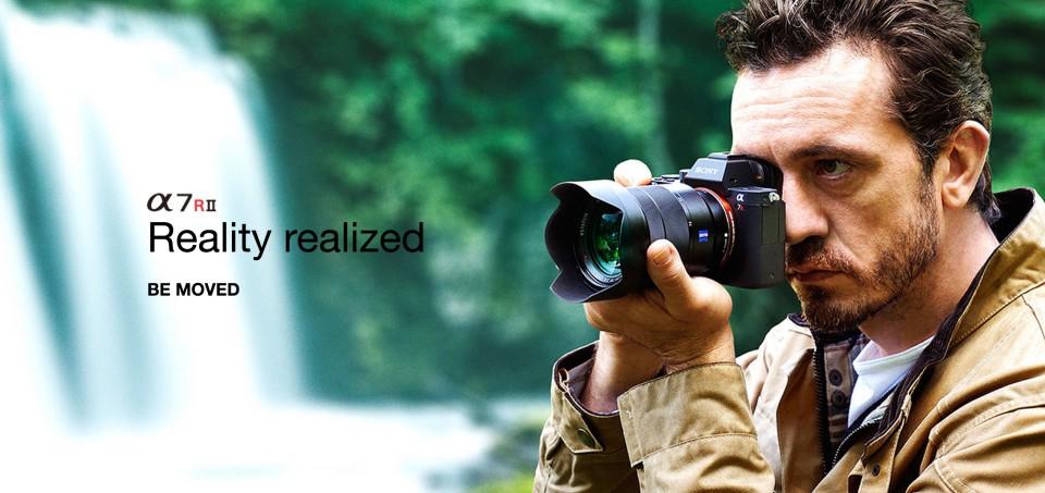 Sony a7R mark 2