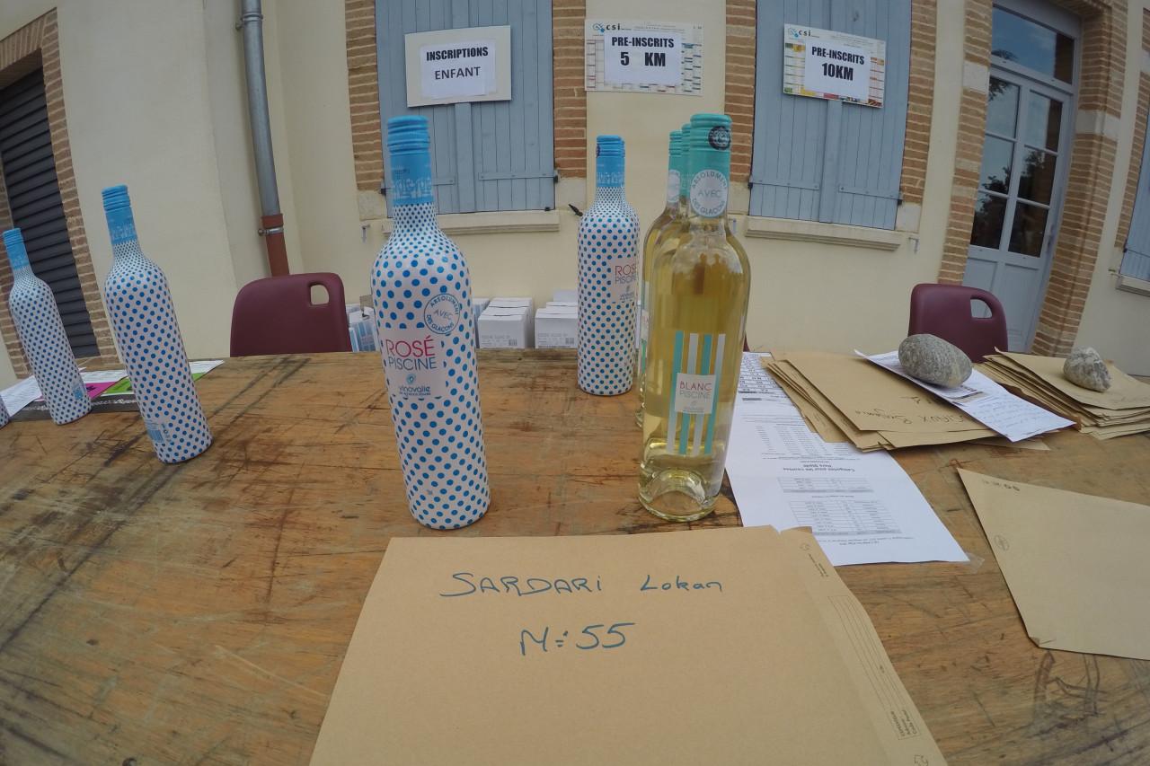 10 km saint sauveur vin
