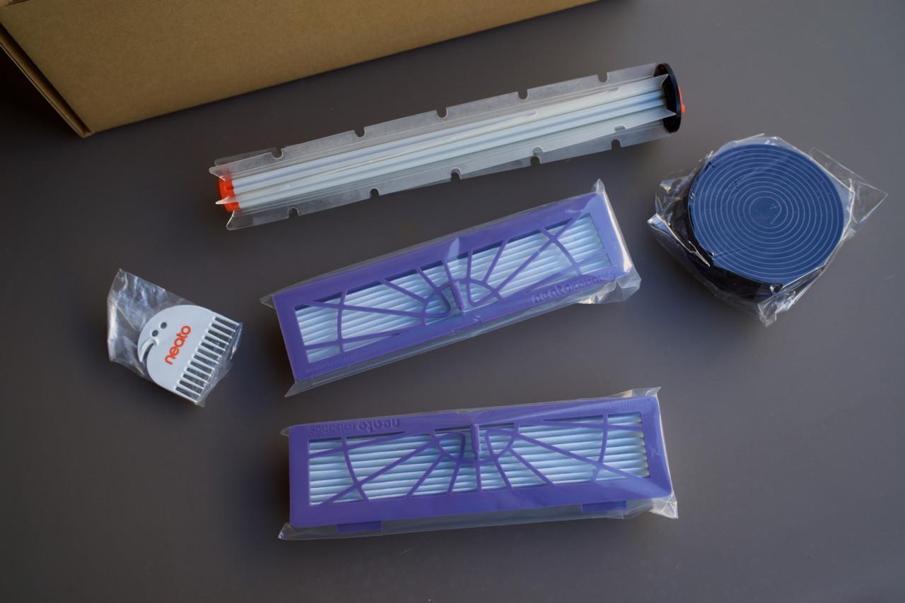neato BotVac D85 accessoires