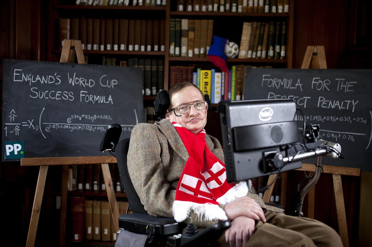 Stephen Hawking logiciel Intel Open source