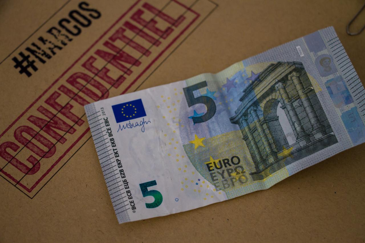 billet narcos 5 EUR