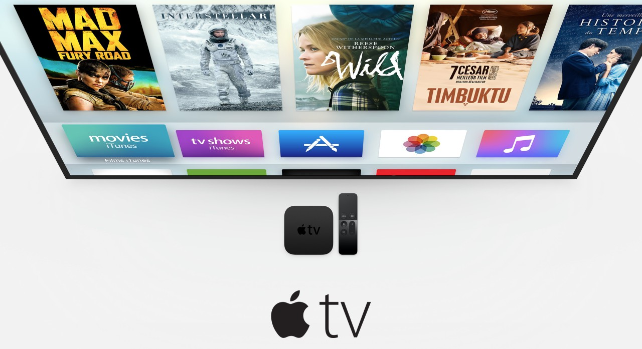 Apple TV tvOS Siri special event