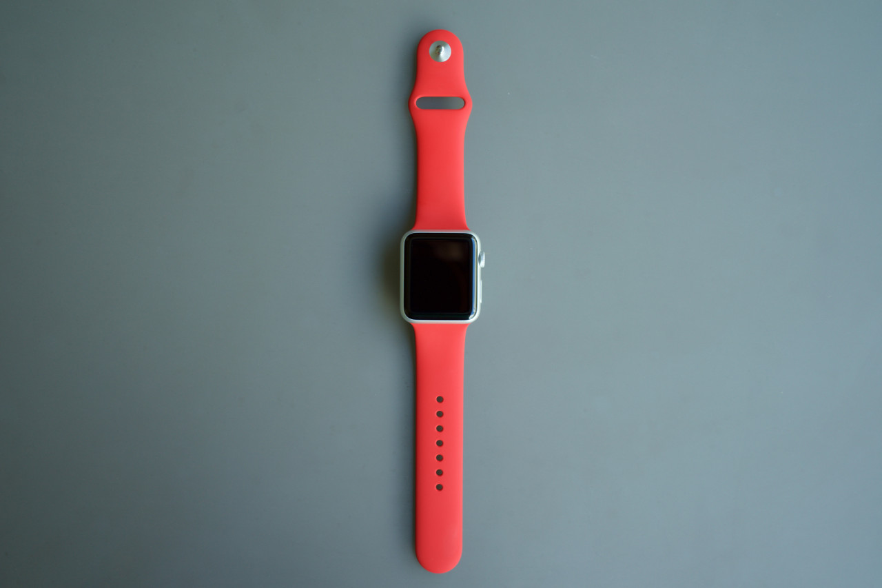 Apple Watch Sport Product RED