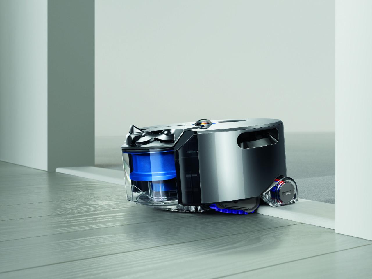 l 39 aspirateur robot dyson 360 eye se fait attendre. Black Bedroom Furniture Sets. Home Design Ideas