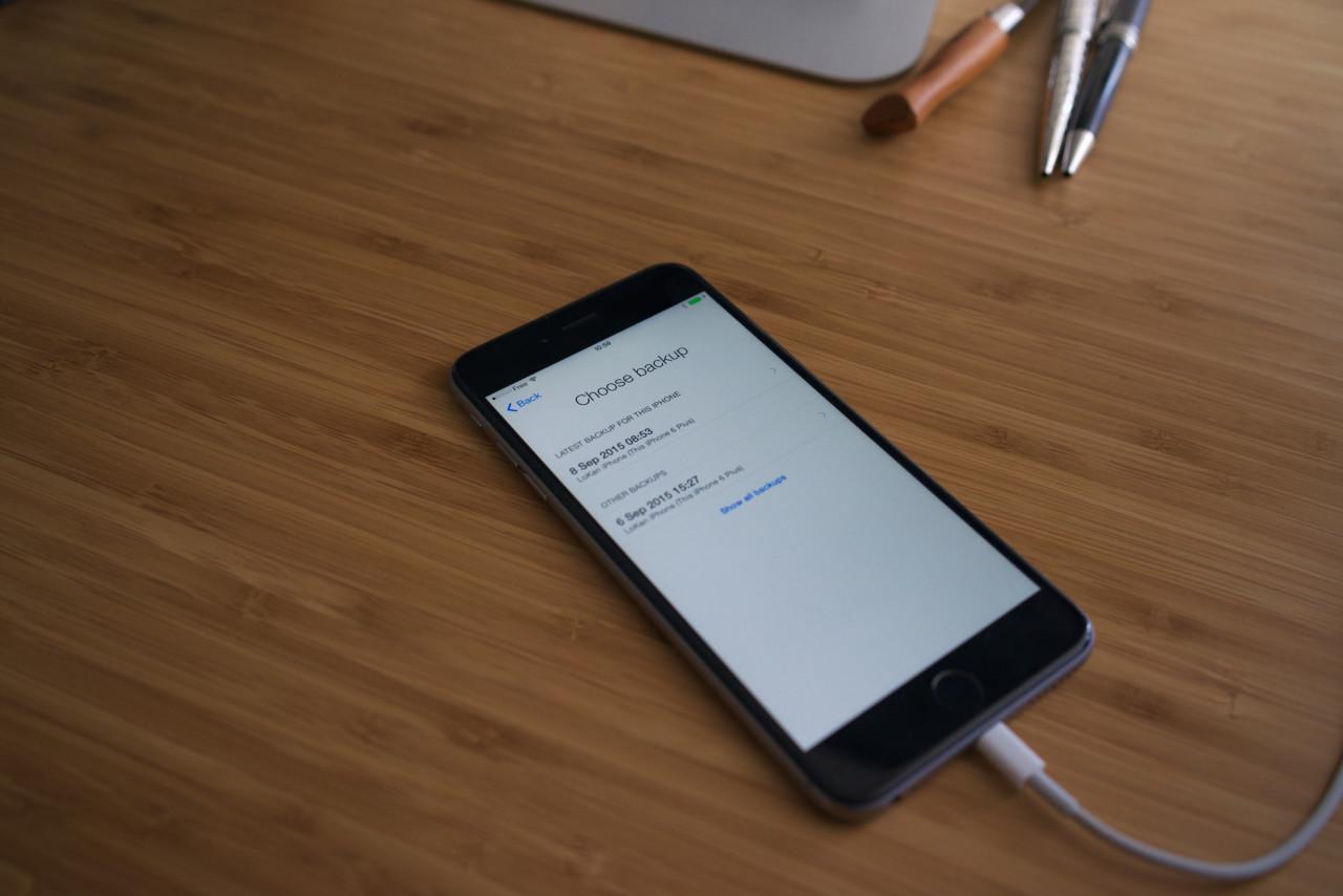 comment sauvegarder les donn u00e9es sant u00e9 de votre iphone