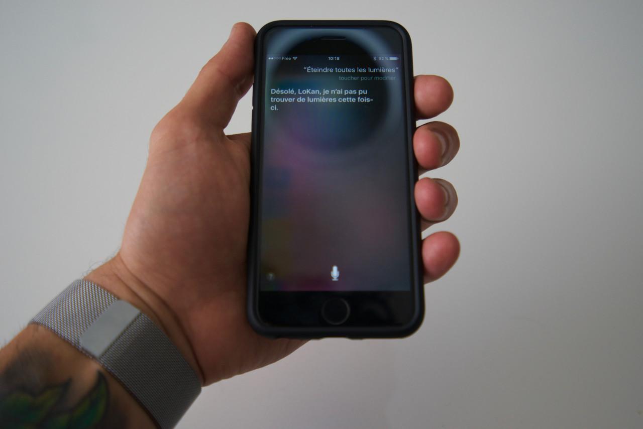 Siri HomeKit Philips Hue