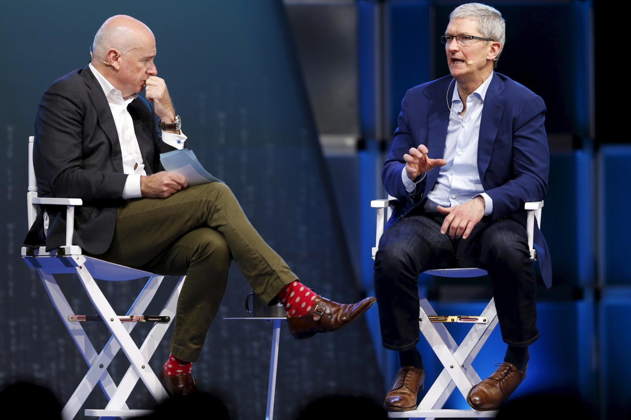 Interview Tim Cook
