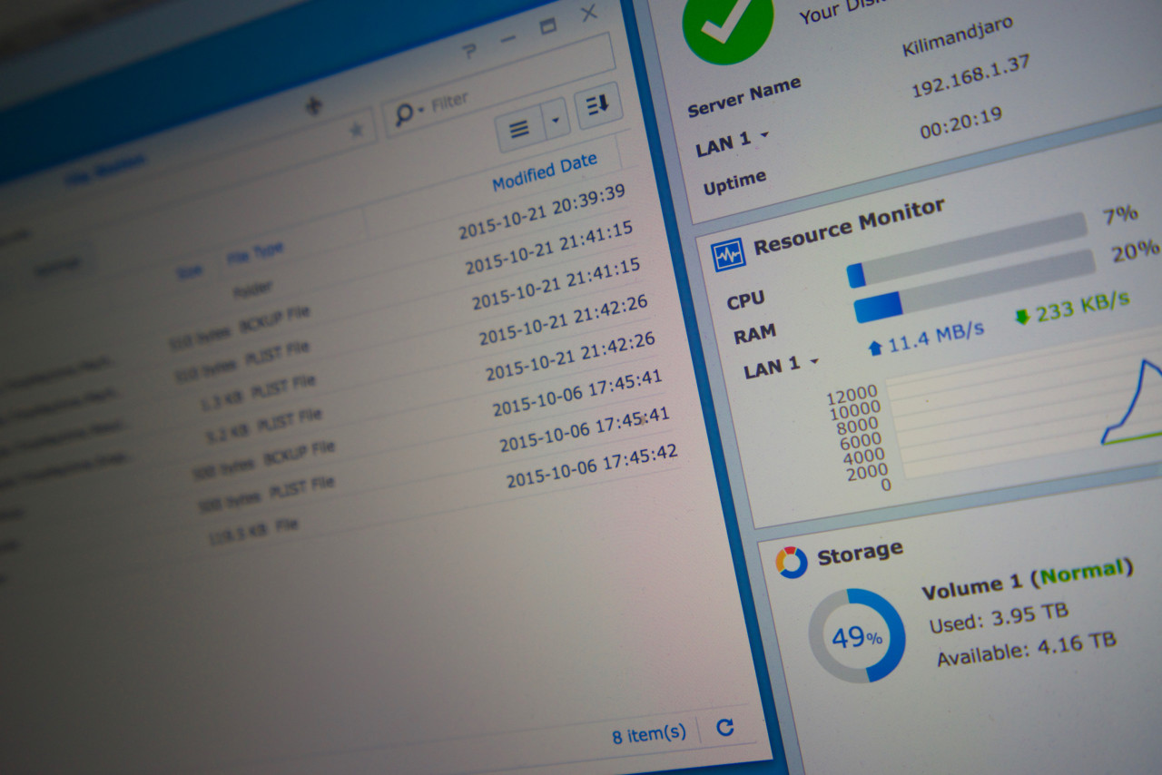time machine backup nas synology filevault
