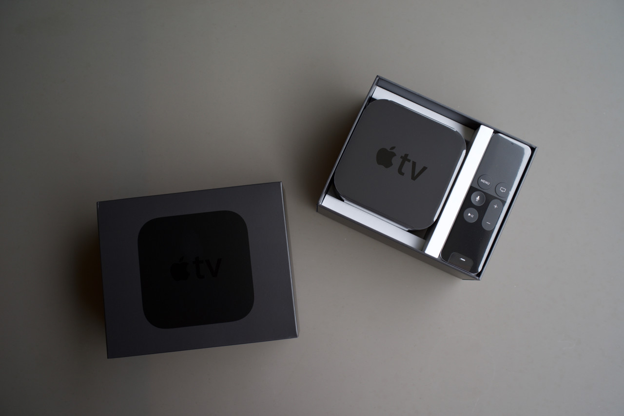 Apple TV 4 lokan