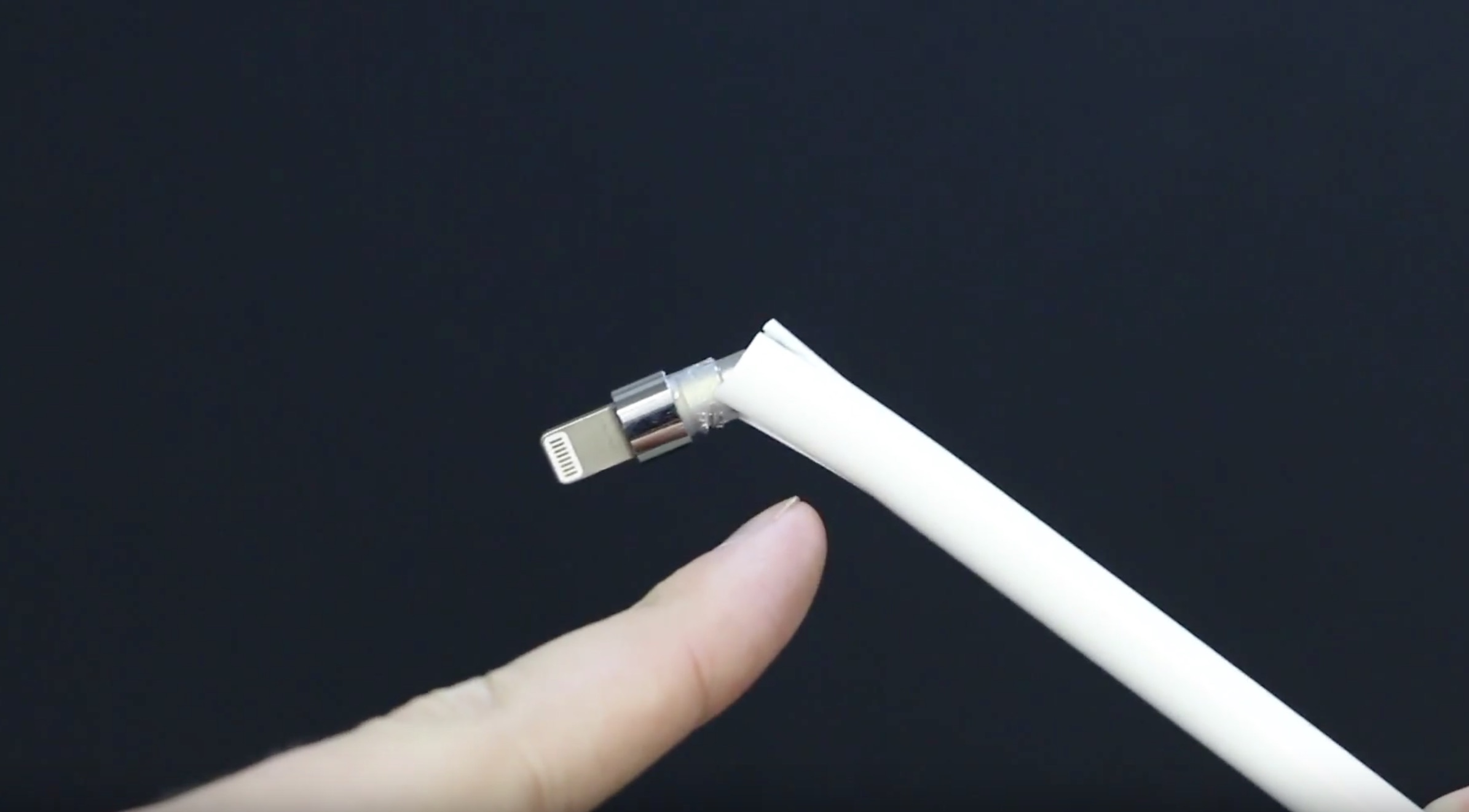 how to turn on ipad pencil