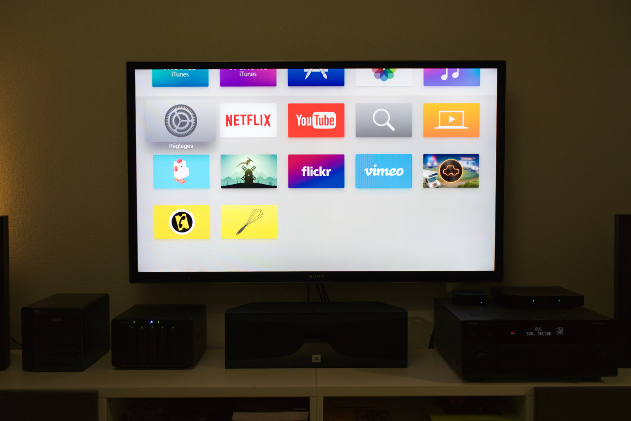 apple tv 4 application