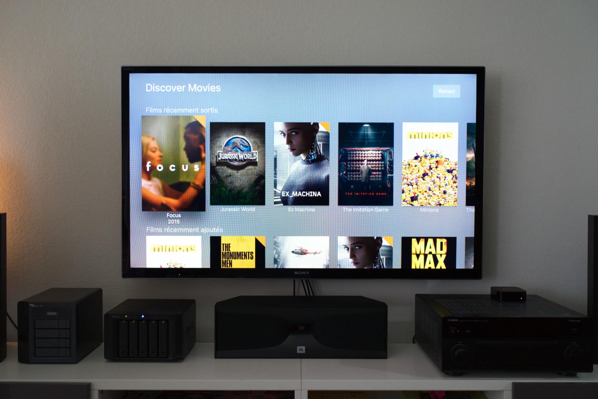 Lire les vidéos de votre NAS Synology sur Apple TV avec Plex