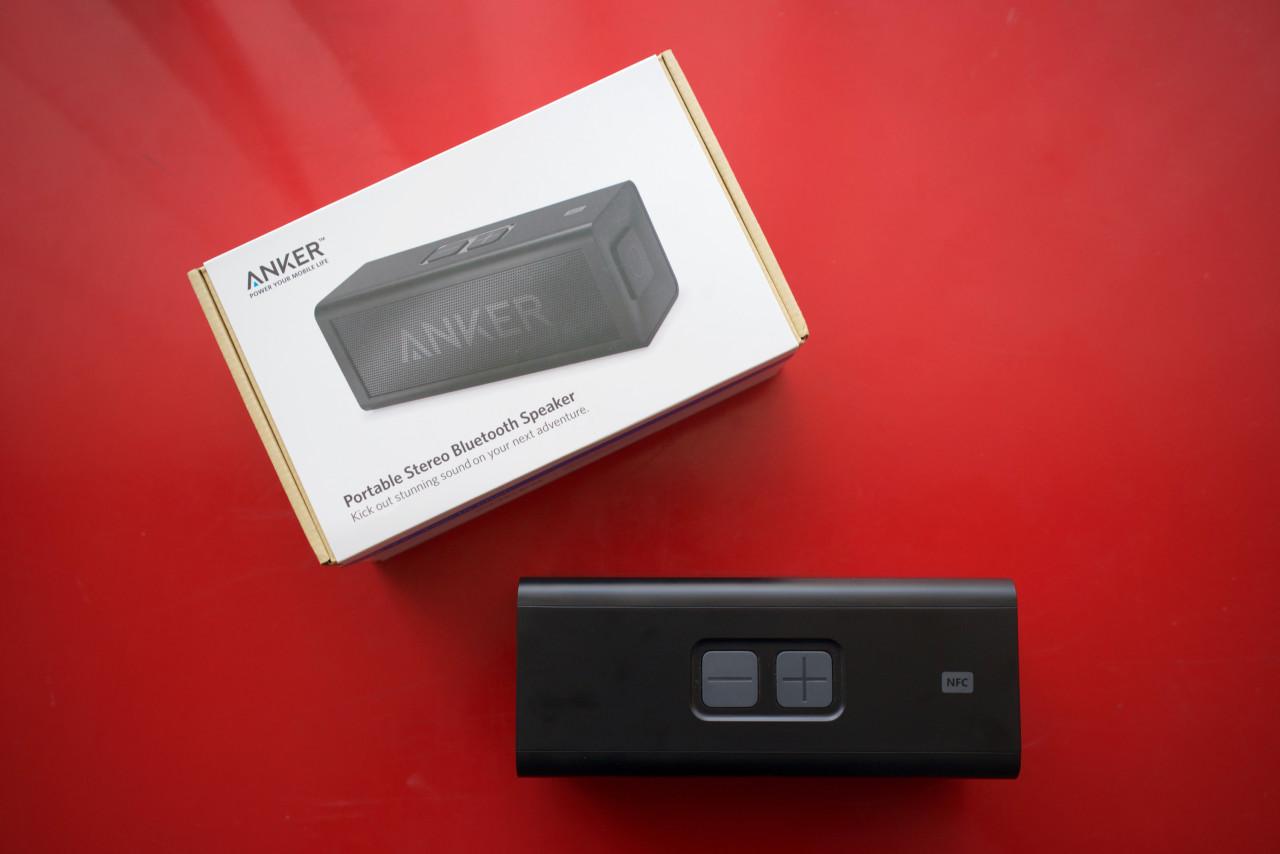 enceinte anker A7909 bluetooth NFC