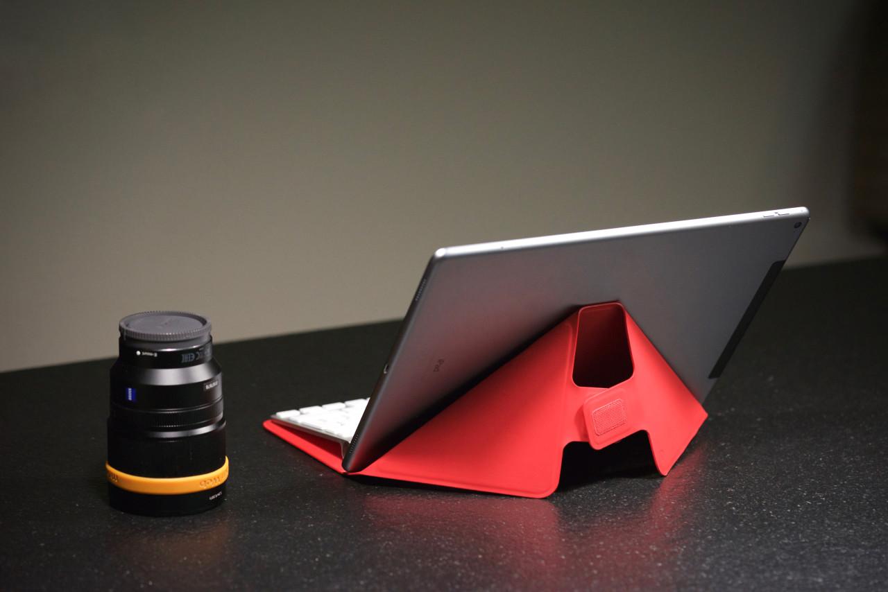 ipad pro origami incase