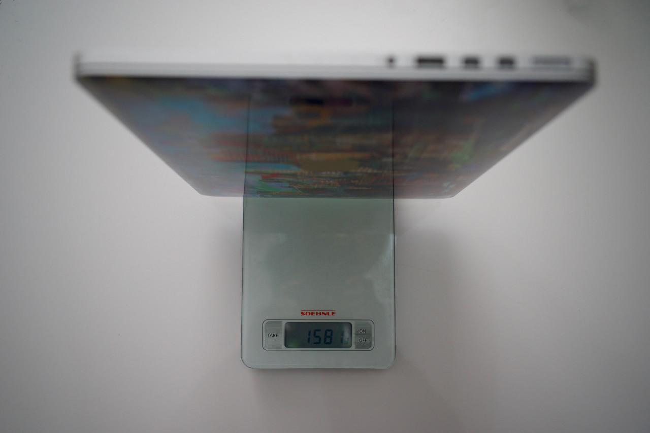 poids macbook pro retina 13
